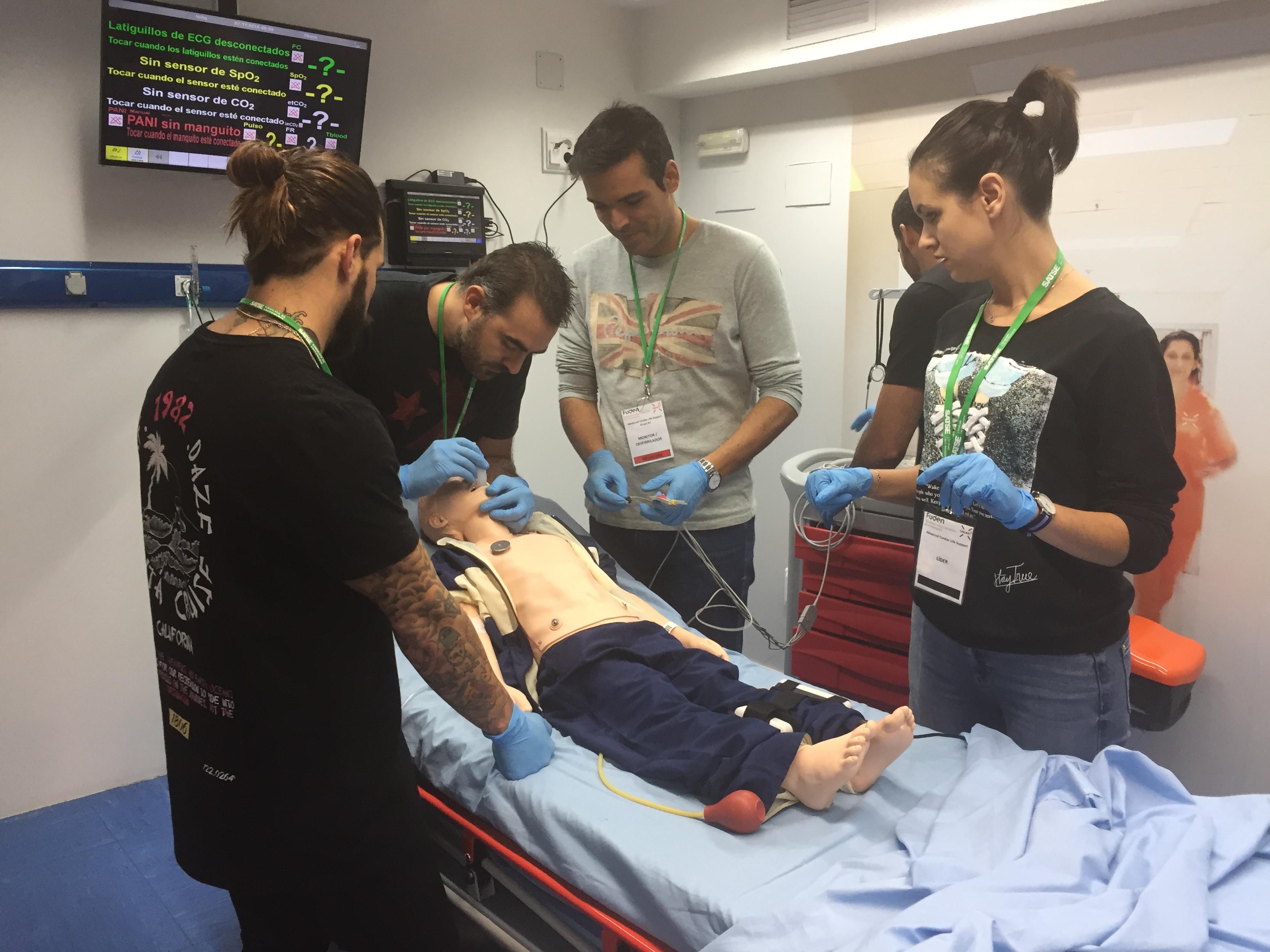 AHA. Soporte Vital Básico para el equipo de salud. Basic life support (febrero 2018)