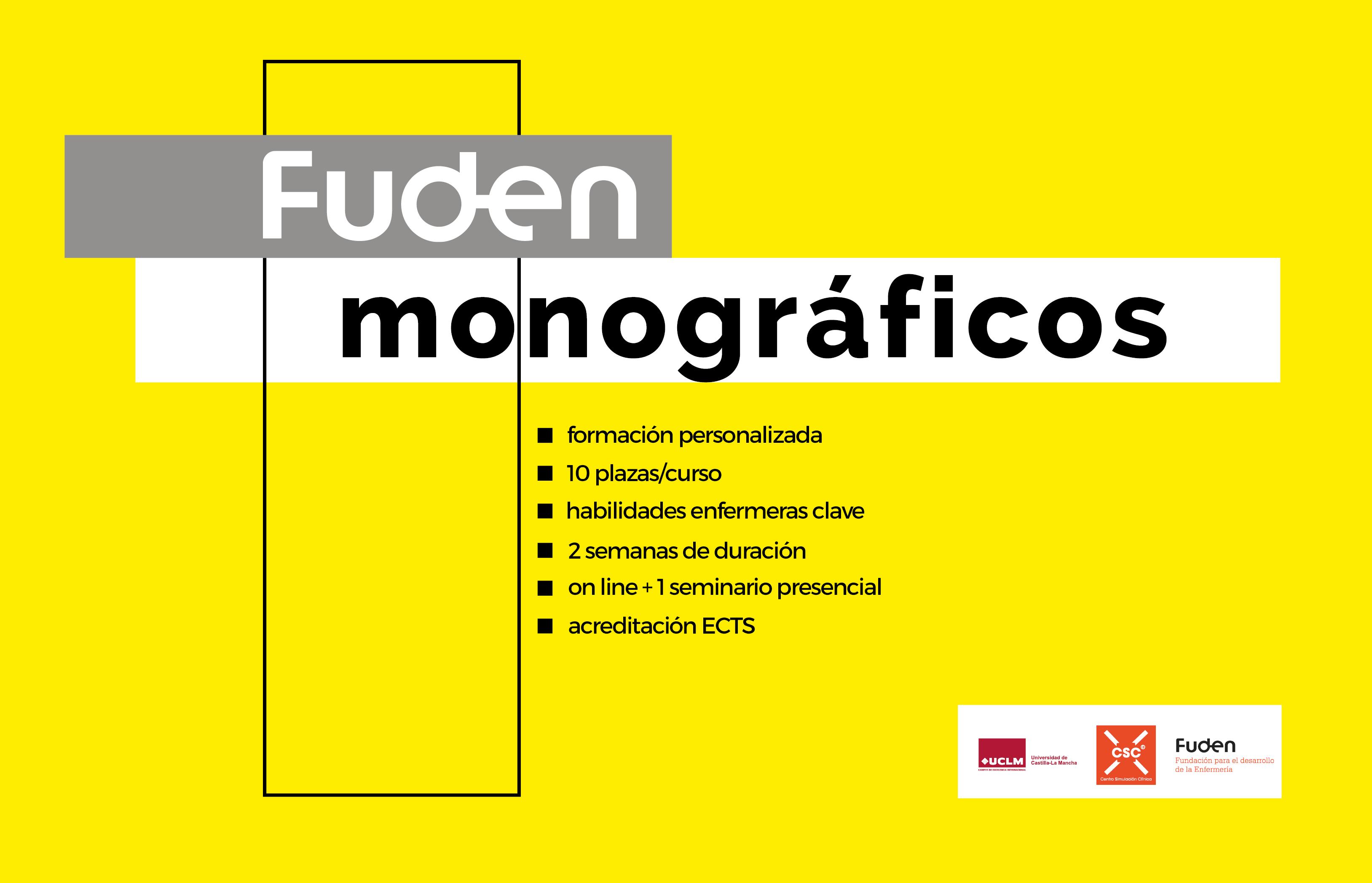 Monográfico FUDEN. Taller práctico de suturas. Turno de tarde