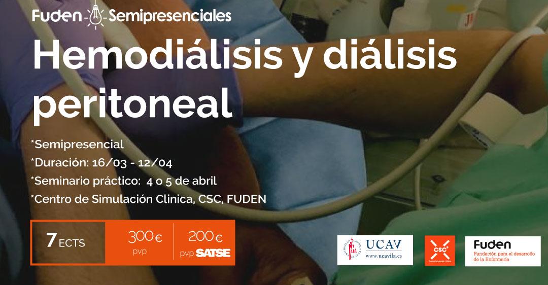 Curso en Hemodiálisis y Diálisis Peritoneal febrero 2020. Grupo 1